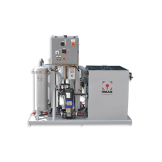 OMAX Water Recycling System